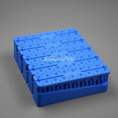135 Endo Measuring Block Holder Stand Dental Root File Ruler Endodontic Plastic