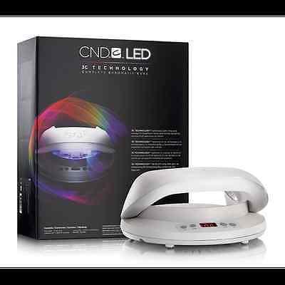 CND LED 3C Technology Lamp 100-240V Professional UV Gel Nail Polish Shellac