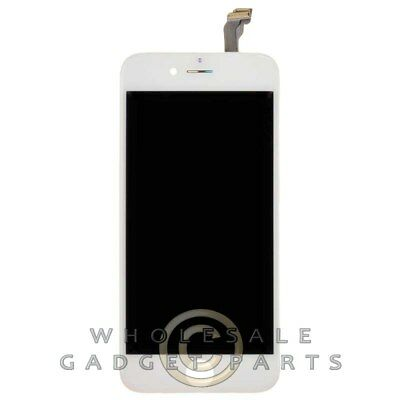 LCD Digitizer Make Assembly for Apple iPhone 6 White Grade A Screen Replacement