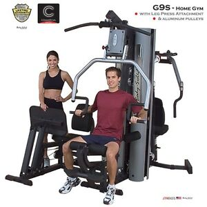 Multi 4 Station Body Solid G9S
