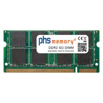 4GB RAM DDR2 passend für Sony VAIO VGN-FW21L SO DIMM 800MHz Notebook-Speicher