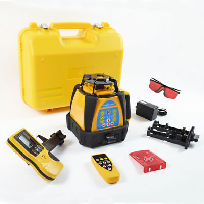 Self-leveling Rotary Rotating Laser Level New 500m Range High Accuracy