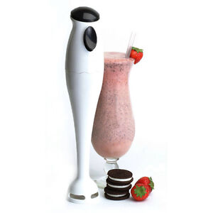 ENSEMBLE DE 9 PIECES AVEC MELANGEUR A MAIN - HAND BLENDER SET