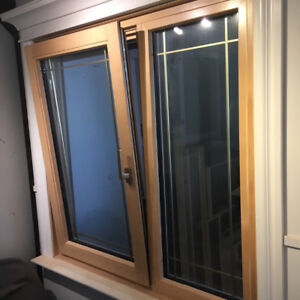 Quality wood windows and doors