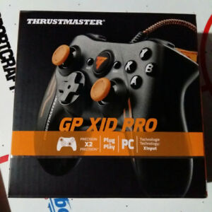 Thrustmaster GP XID Controller ☆ Like New ☆