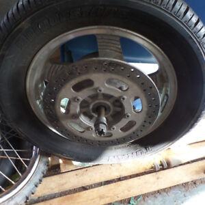 Kawasaki Nomad rear rim for sale