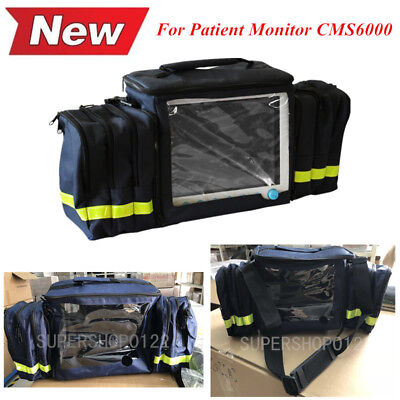 Handbag For Contec Icu Patient Monitor Vital Signs Monitor Cms6000carrying Bag