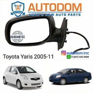 New Door Mirror Toyota Yaris 2006-11