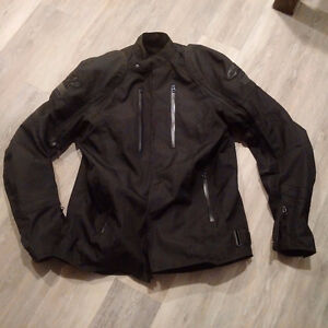 Motorcycle Jacket, Boots & Gloves