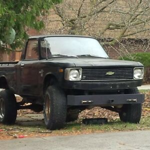 1980 Chevy Luv