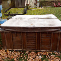 6 man hot tub shell for sale