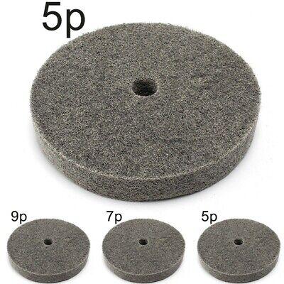 Deburring Polishing Wheel Wheel 180 Capsules 6 Inch Nylon Fiber 5/7/9P Hot Sale