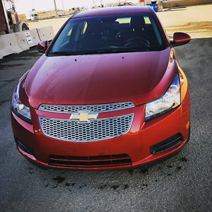 Chevrolet cruze 2014 for Sale *Reduced for Quick  Sale*