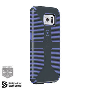 Samsung S6 Speck Case Purple/Black