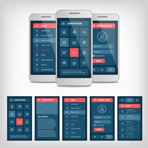 iPhone Android APP design developer with 7 years experience