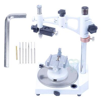 Dental Lab Adjustable Parallel Surveyorexchangeable Spindle Holder Kits