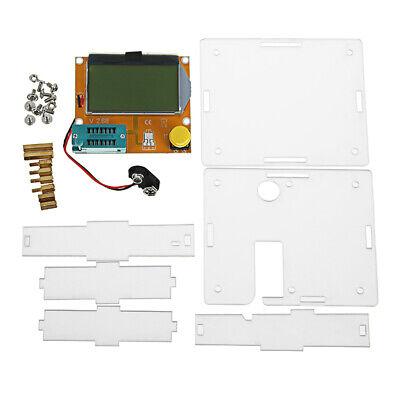 Geekcreit Lcr-t4 Mega328 Transistor Tester Diode Triode Capacitance Esr Meter