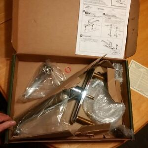 American Standard polished chrome faucet London Ontario image 2