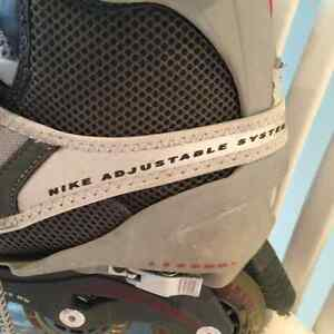 Patins à roues alignées ajustables Nike adjustable roller blades West Island Greater Montréal image 2