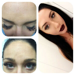 Promotions:all types Eyelash extensions,keratin lift West Island Greater Montréal image 10