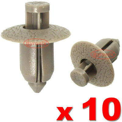 VOLVO PLASTIC RIVET TRIM PANEL FASTENER CLIPS DOOR CARD
