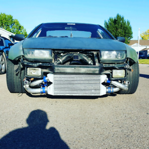 1990 Nissan 300ZX T-top Twin Turbo 5 Speed RHD