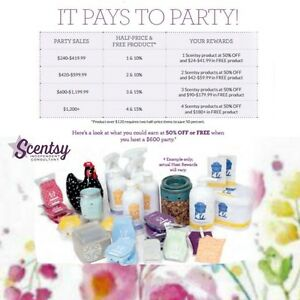 Join my Scentsy Team!!! Tina - Independent Director Kingston Kingston Area image 6