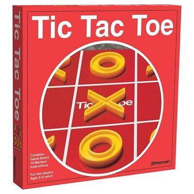 New Pressman - Tic Tac Toe - Board Game ()