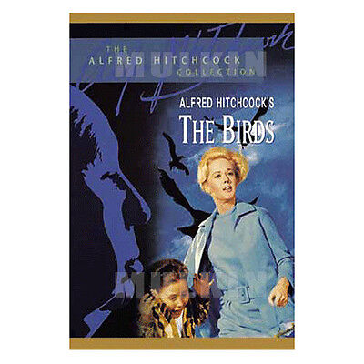 The Birds (1963) DVD - Alfred Hitchcock, Rod Taylor (New *Sealed *All Region)