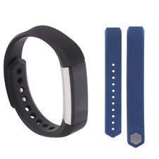 Fitbit Alta Activity Tracker Large Bundle with Large Blue Bandand FB158ABBUL
