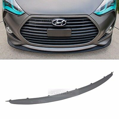 Genuine Parts Front Bumper Lip unpainted for HYUNDAI 2013-2017 Veloster Turbo