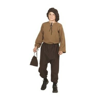 Renaissance Peasant Boy Childrens Costume - Peasant Boy Costume