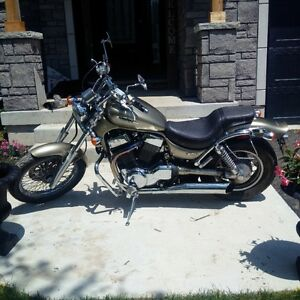 2008 Suzuki Boulevard S83 1400cc Great Bike