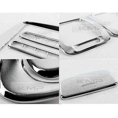 Interior Chrome Garnish Molding Kit Trim C352 Fit 2006-2010 HYUNDAI Elantra HD