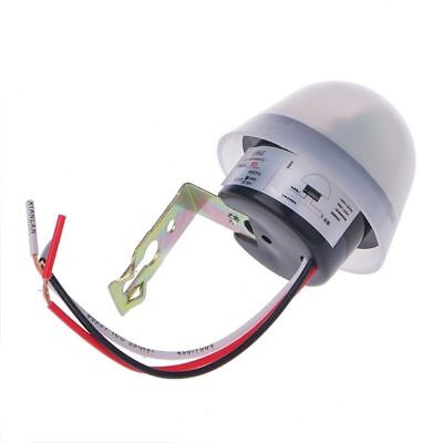 Automatic Auto On Off Photocell Street Light Switch Dc Ac 220v 10a Sensor Switch