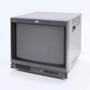Looking for Sony PVM, BVM or other broadcast monitors
