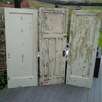 antiques solid wood doors for sale