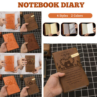 Vintage Leather Back Sketch Book Journal Notebook Handmade Diary Hand -