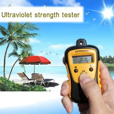 New High Precision Uv Detector Uv Strength Tester Uv Measuring Photometer