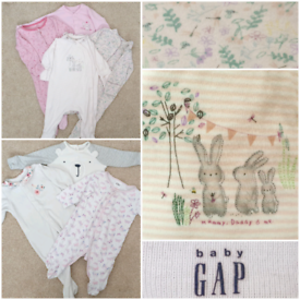 Baby clothes bundle, 3-6 months