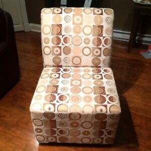 Funky Accent Chair