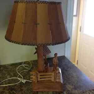 Vintage Quebec Lamp, by Caron Cornwall Ontario image 2