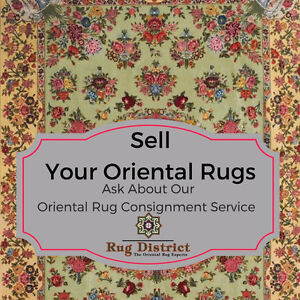Sell Your Oriental Rugs-RugDistrict.com