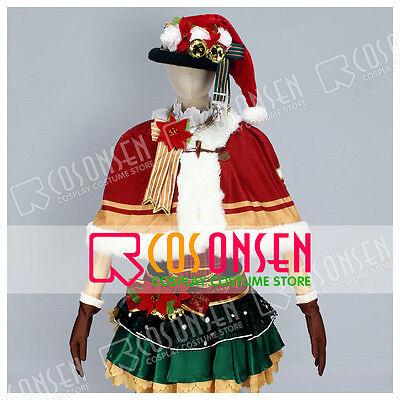 Love Live! Nico Yazawa Christmas Idolized After Wakening Cosplay Costume ()