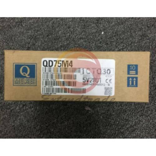 1PC Mitsubishi QD75M4 PLC  New