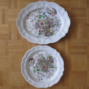 Vintage Royal Doulton 'Hampshire' Serving Platters