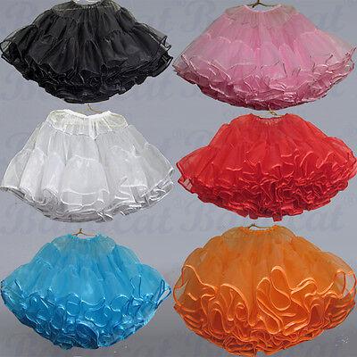 0er Jahre Babycat collection Petticoat Unterrock 34-58 CQ01  (1950er Jahre Röcke)