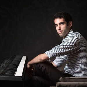 Hire a professional pianist for your next event!