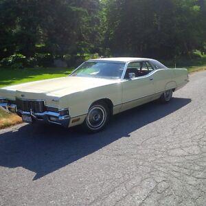 Original 1971 Grand Marquis