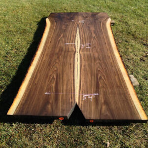 Live Edge Wood Products, Boards and Slabs